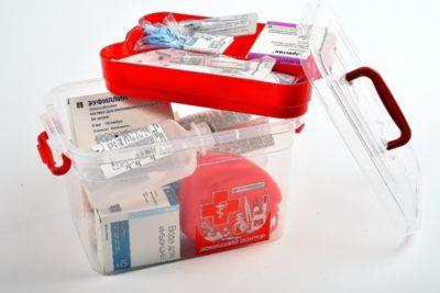 Противошоковый набор при анафилактическом шоке АСС
