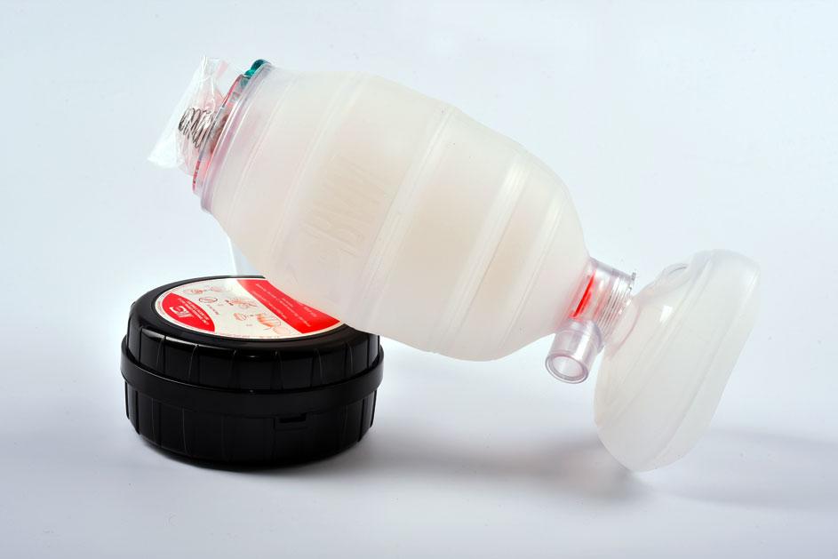 BVM Мешок для дыхательной реанимации полевого применения