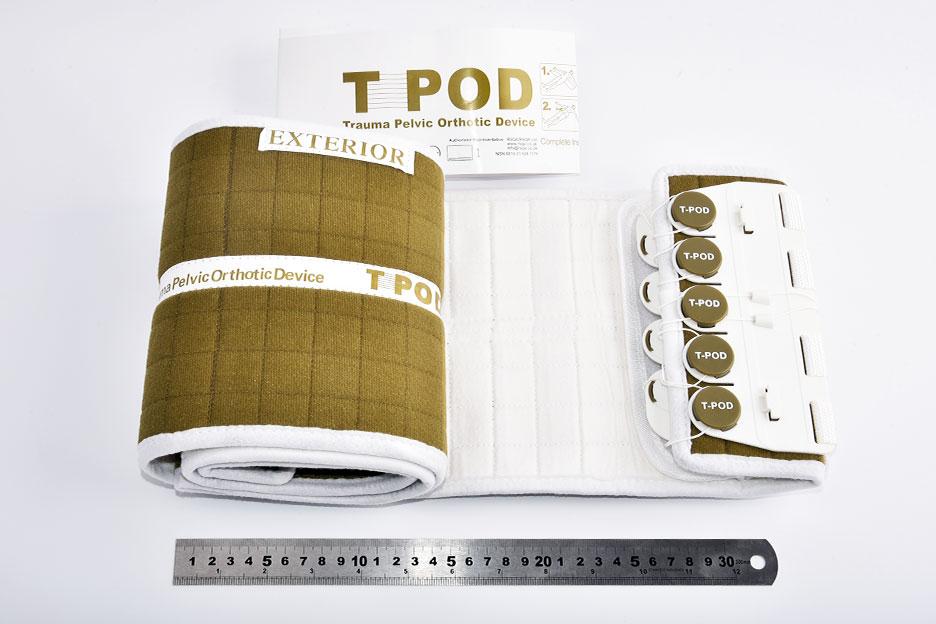 TPOD Ортопедическое устройство фиксации при травме таза