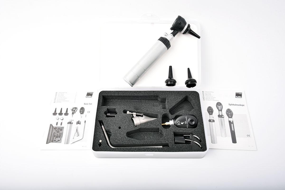 Оториноофтальмоскоп полевой