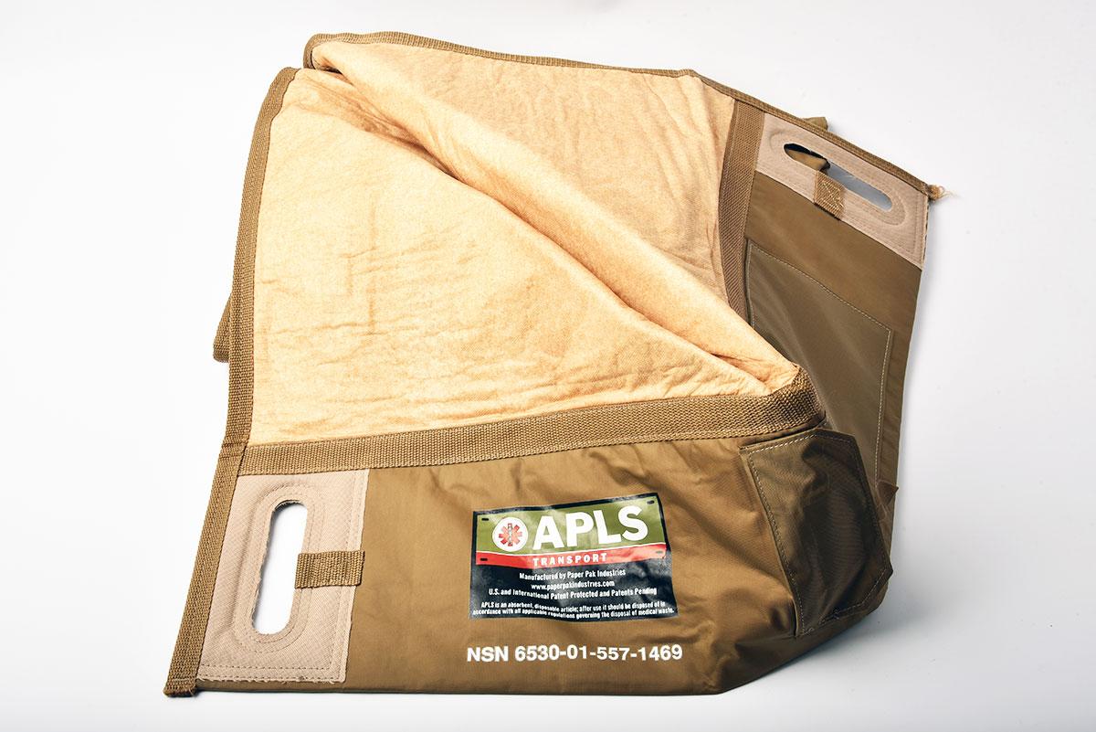 Носилки тканевые APLS