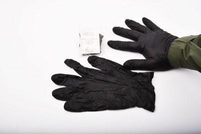 Перчатки нитриловые повышенной прочности