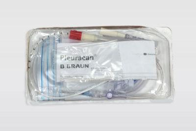 Наборы для закрытого плеврального и грудного дренажа BRAUN