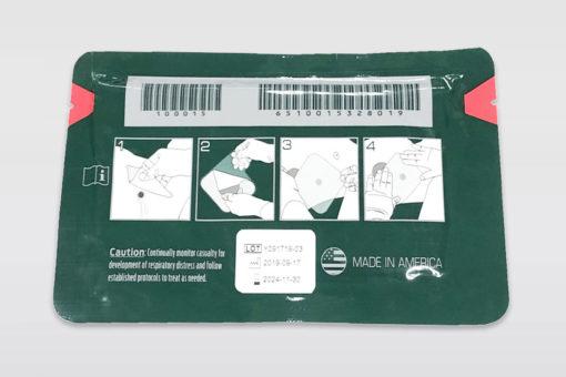 Окклюзионный пластырь HyFin Chest Seal Combo Pack