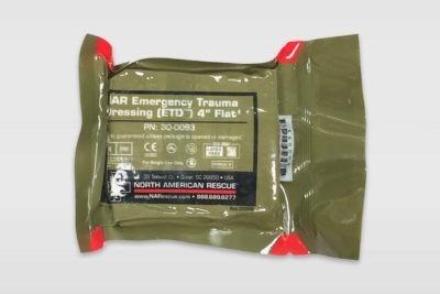 Стерильный бинт Emergency Trauma Dressing (ETD)