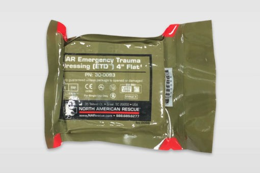 Стерильный бинт Emergency Trauma Dressing (ETD)